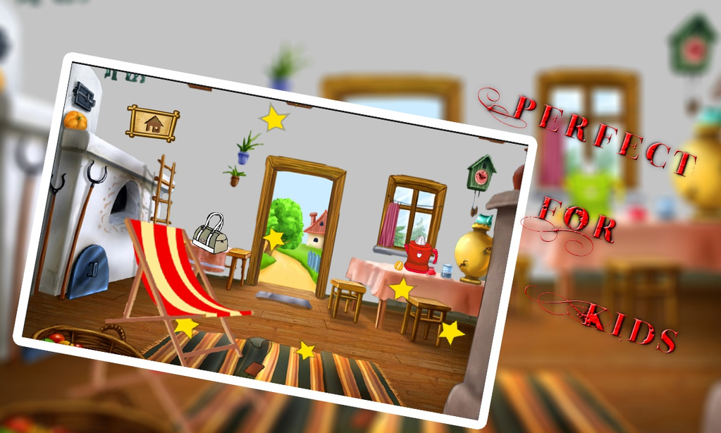 Sweet baby Dream House Puzzle Screenshot 4