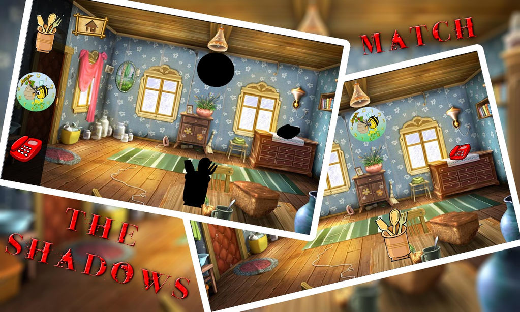 Sweet baby Dream House Puzzle Screenshot 3