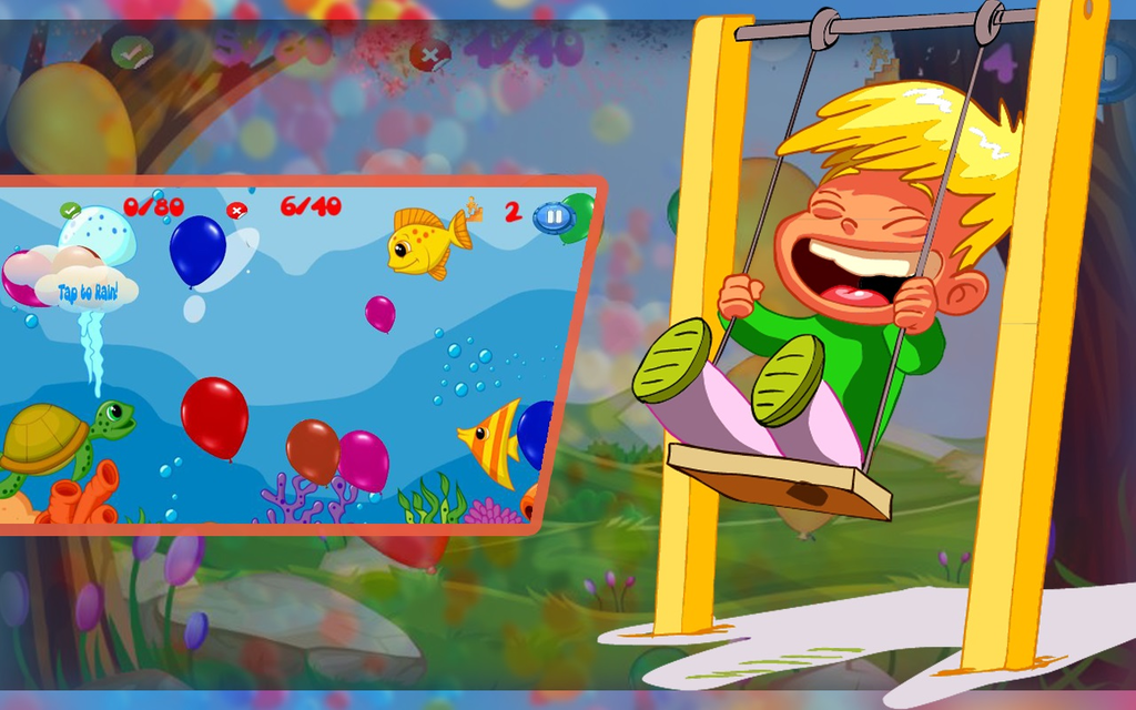 Pop Colorful Balloon:Boom dash Screenshot 6