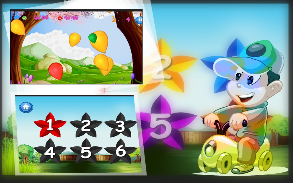 Pop Colorful Balloon:Boom dash Screenshot 5