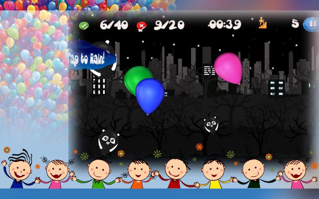 Pop Colorful Balloon:Boom dash Screenshot 7