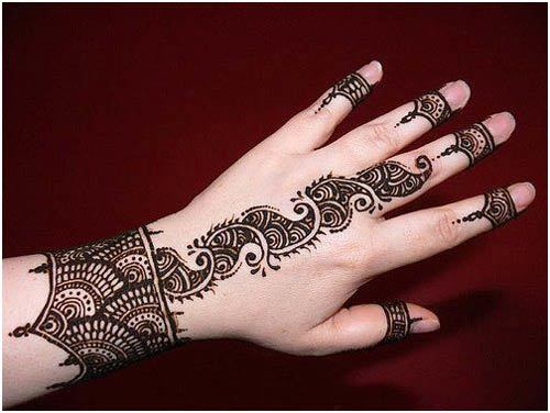 Mehndi Designs Latest 2015 Screenshot