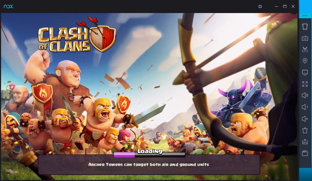 Nox APP Player Screenshot 1