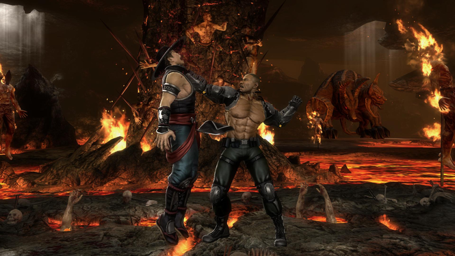 Mortal Kombat Komplete Edition Screenshot