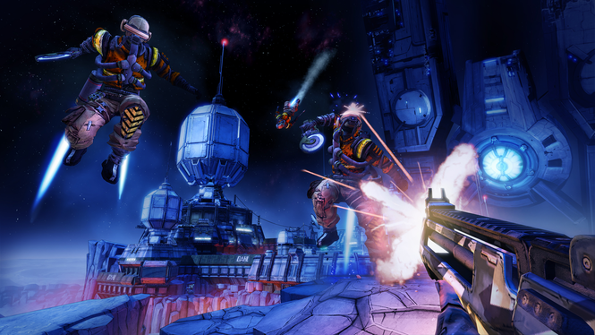 Borderlands The Pre-Sequel Screenshot