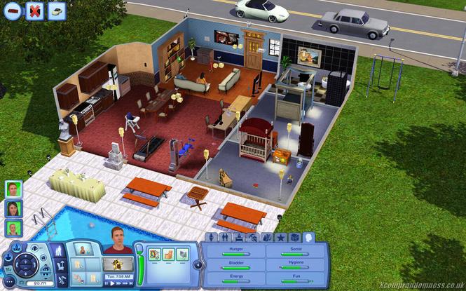 The Sims 3 Screenshot 2