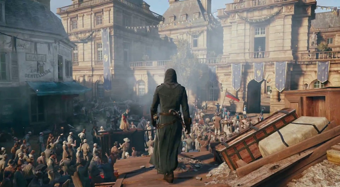 Assasins Creed Unity Screenshot 3