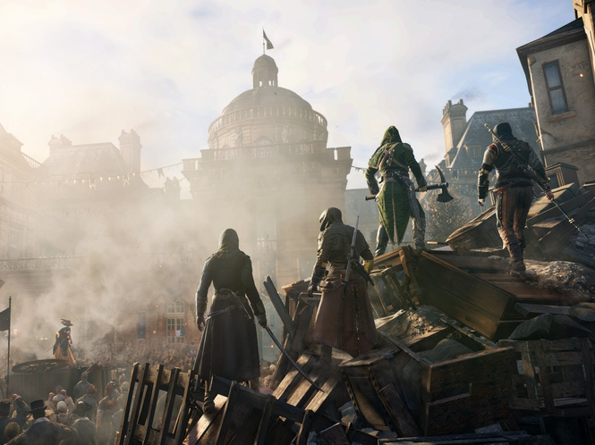 Assasins Creed Unity Screenshot 6