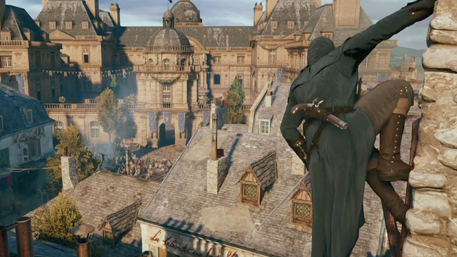 Assasins Creed Unity Screenshot 2