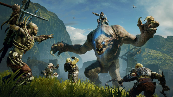 Middle-earth Shadow of Mordor Screenshot 2