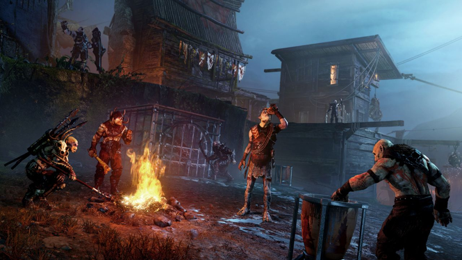 Middle-earth Shadow of Mordor Screenshot 4
