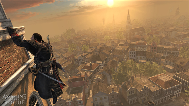 Assasins Creed Rogue Screenshot