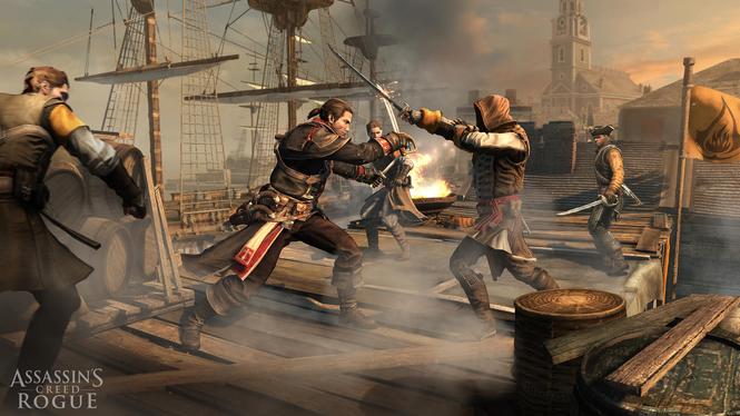 Assasins Creed Rogue Screenshot 2