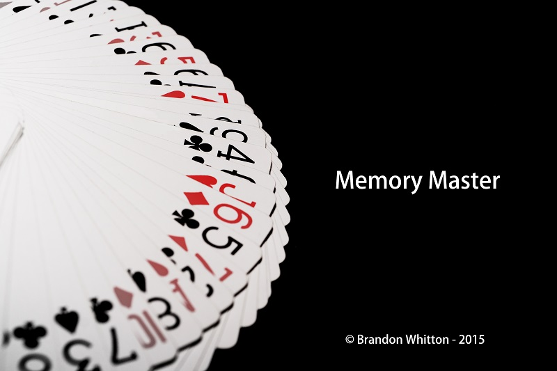 Memory Master Evaluation Version Screenshot