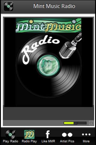 Mint Music Radio Screenshot 4