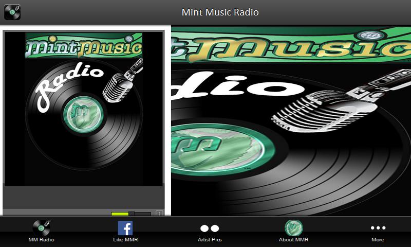 Mint Music Radio Screenshot 5