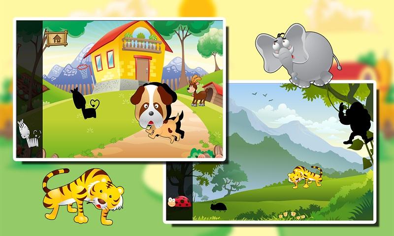 Baby Cartoon Jigsaw Puzzle Screenshot 10