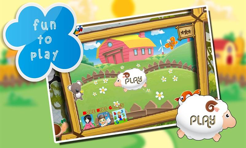 Baby Cartoon Jigsaw Puzzle Screenshot 5