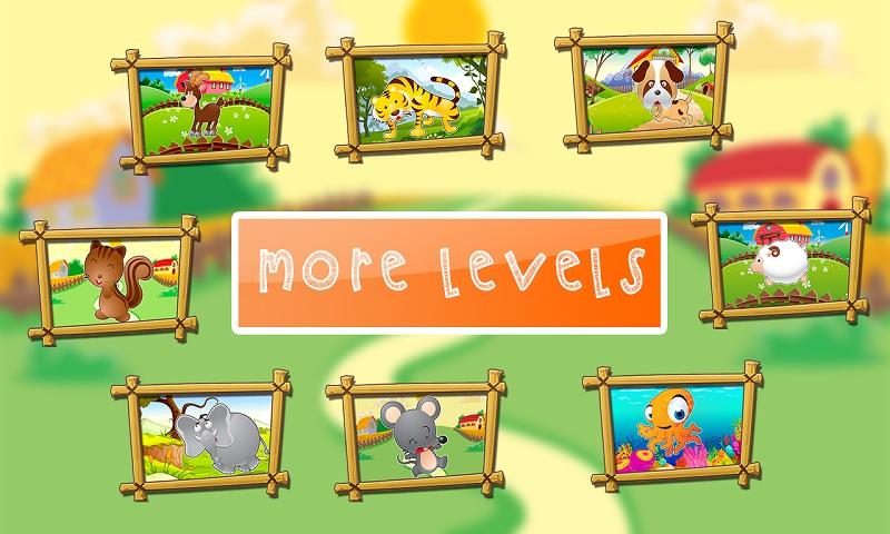 Baby Cartoon Jigsaw Puzzle Screenshot 3