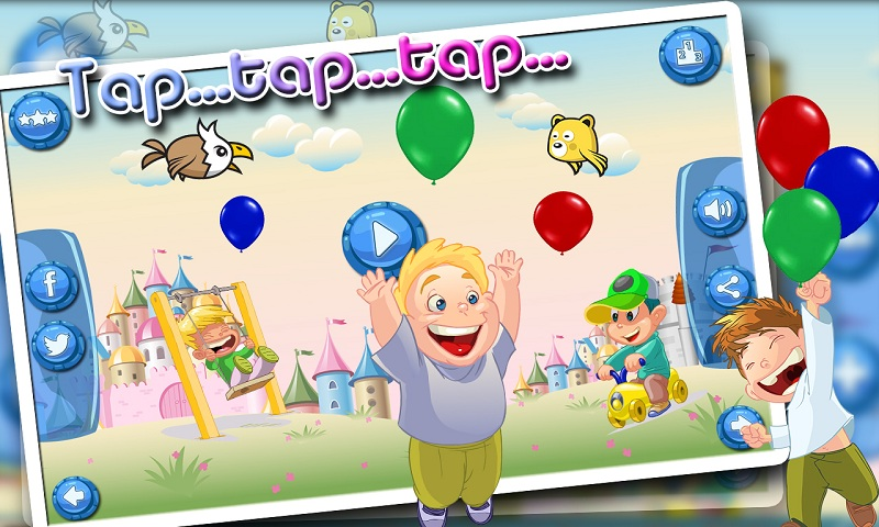 Balloon Bang: Balloon Smasher Screenshot 1