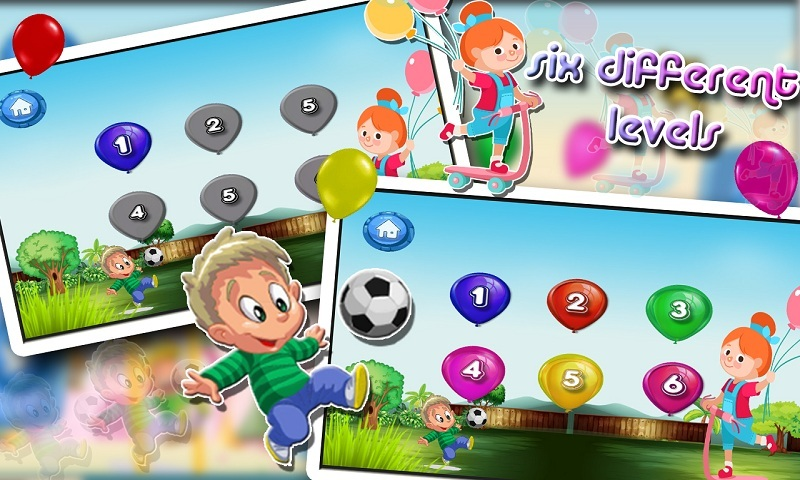 Balloon Bang: Balloon Smasher Screenshot 2