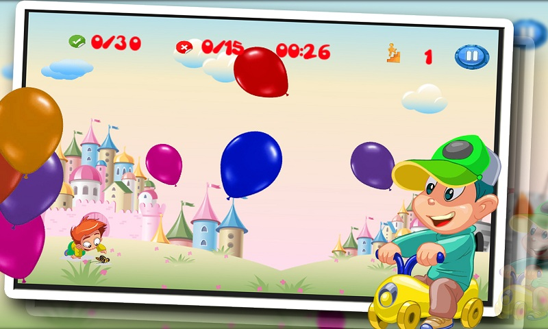Balloon Bang: Balloon Smasher Screenshot 3