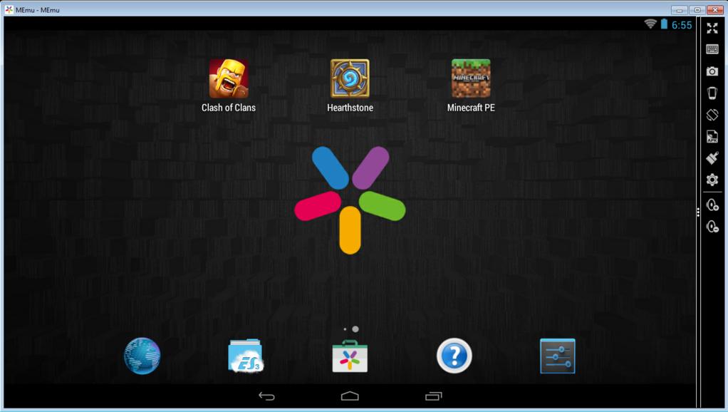 MEmu Screenshot 4