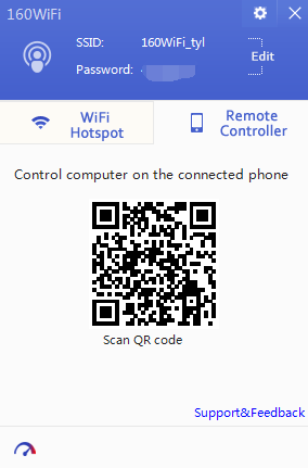 OSToto Hotspot Screenshot 2