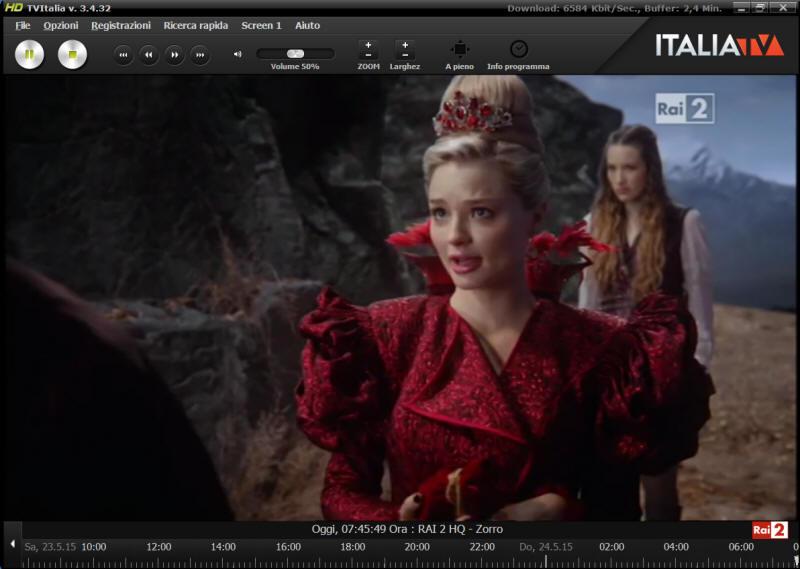 Russia TV - HD IP Player Screenshot 5