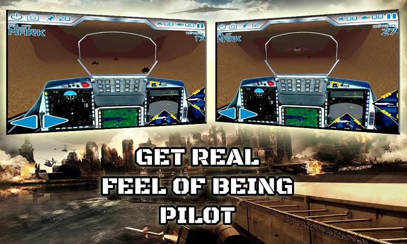 Air Force Combat Raider Attack Screenshot 11