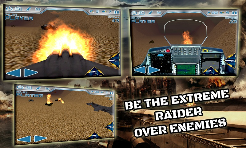 Air Force Combat Raider Attack Screenshot 10