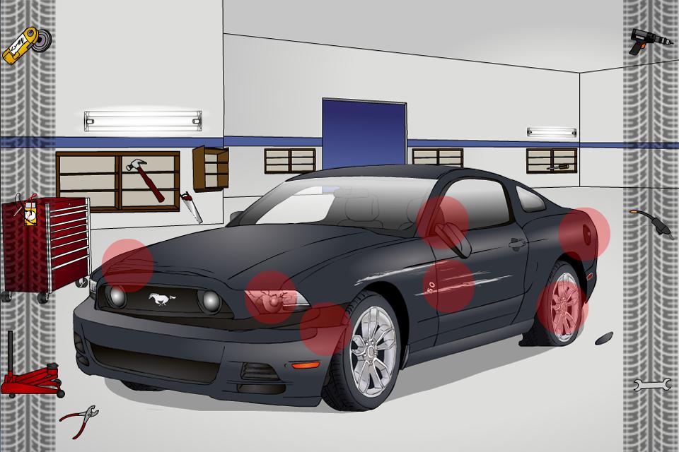 Repair My Expensive Car Screenshot 1