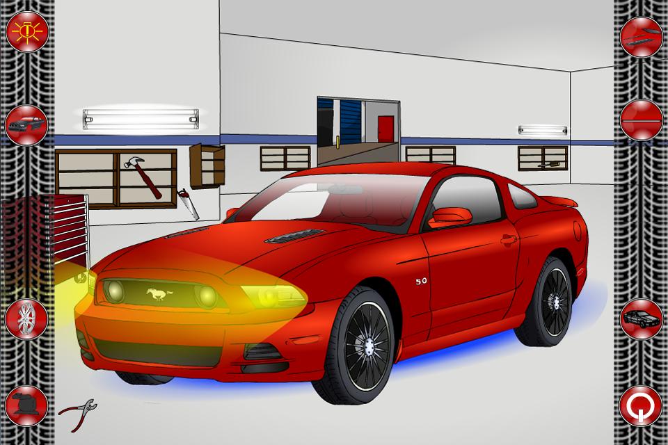 Repair My Expensive Car Screenshot 2