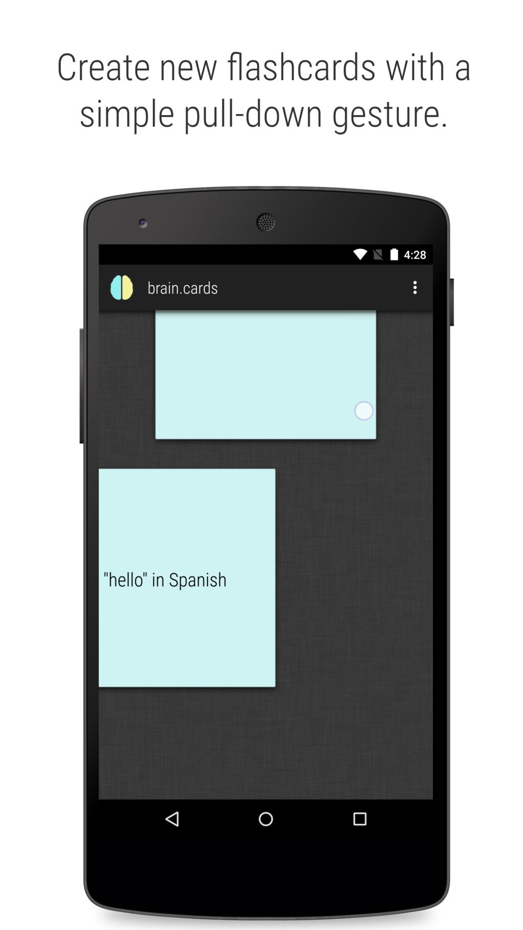 brain.cards flashcards Screenshot 6