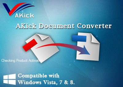 AKick Document Converter Screenshot 1