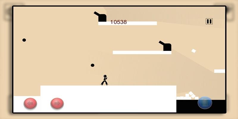 Ace Stickman Skater Free Screenshot 2