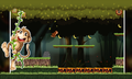 Jungle Monkey Rush : Eat Bananas 4