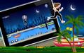 Amateur Lady Run : Moon Night Escape Challenge 3