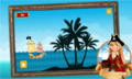 Caribbean Sea Pirates - A revenge battle for gold treasure 2