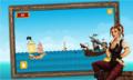 Caribbean Sea Pirates - A revenge battle for gold treasure 3