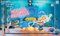 Adorable Little Mermaid Princess in Fish Paradise 1