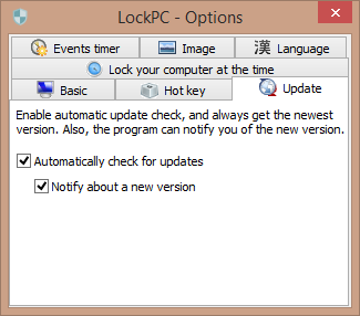 ReGen - LockPC Screenshot 9