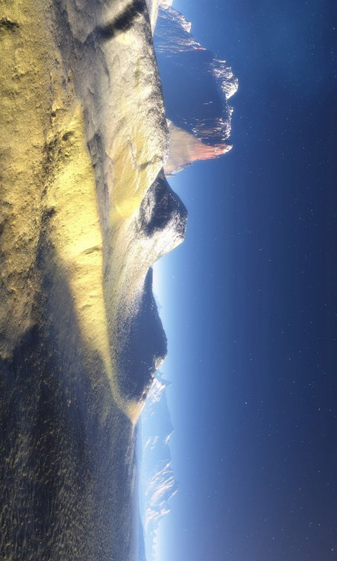 Antactic Landscape Screenshot 2