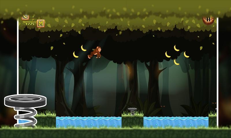 Bhaag Monkey Bhaag Screenshot 2