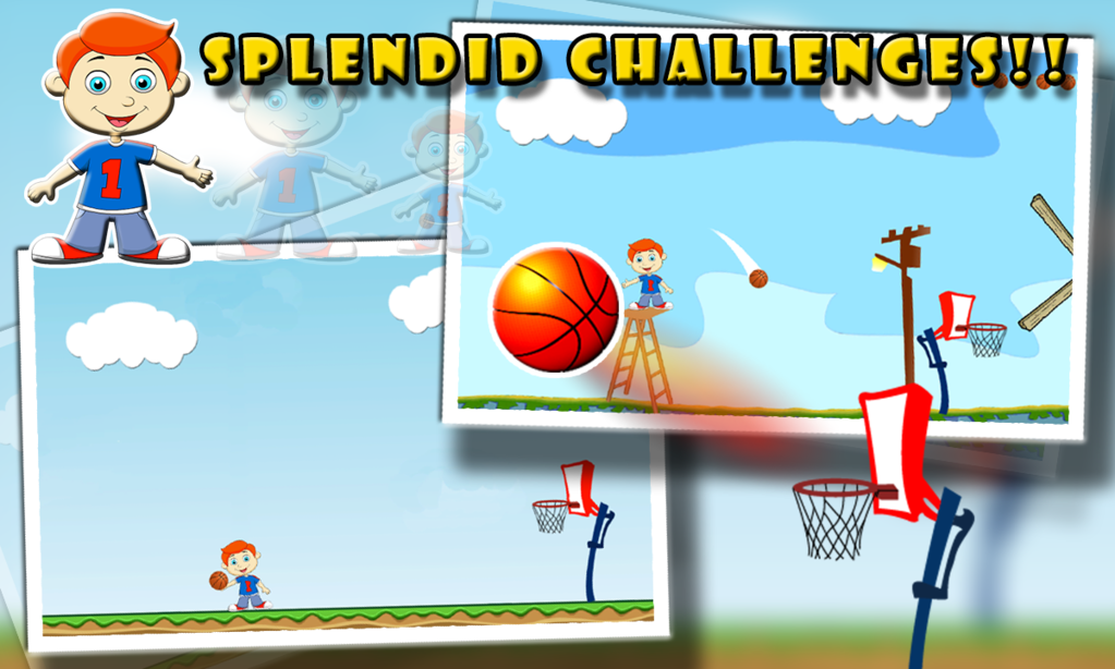 Basket Ball champ: Slam dunk Screenshot 3
