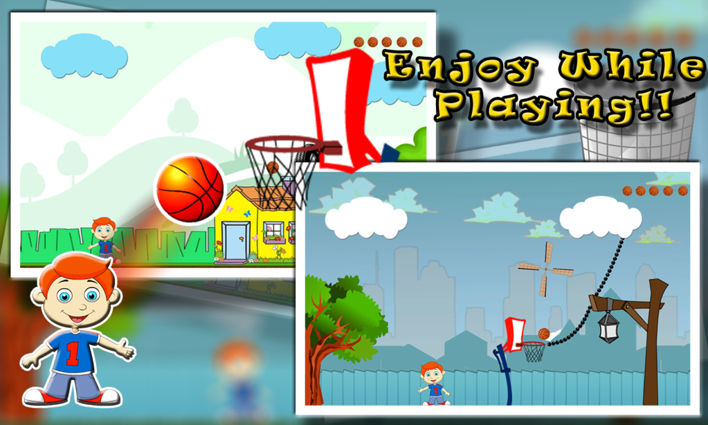 Basket Ball champ: Slam dunk Screenshot 4