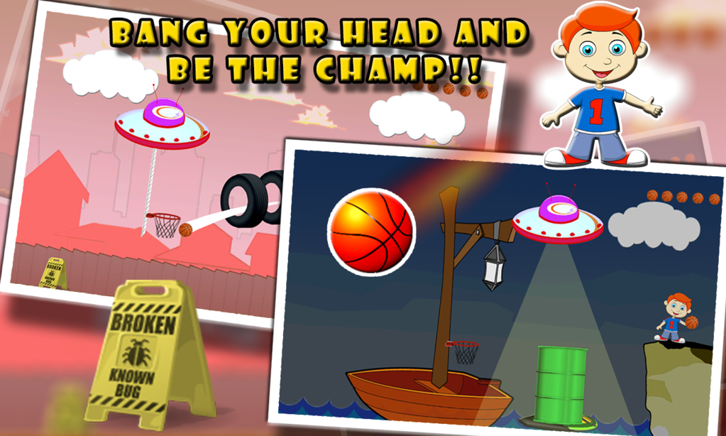 Basket Ball champ: Slam dunk Screenshot 5