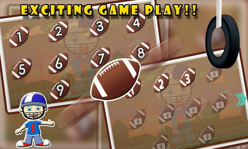Real Rugby football Game Screenshot 2