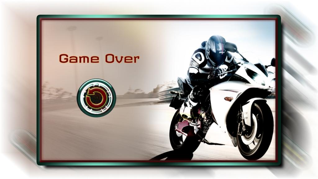 Speedy Moto Bike Rivals Racing Screenshot 2