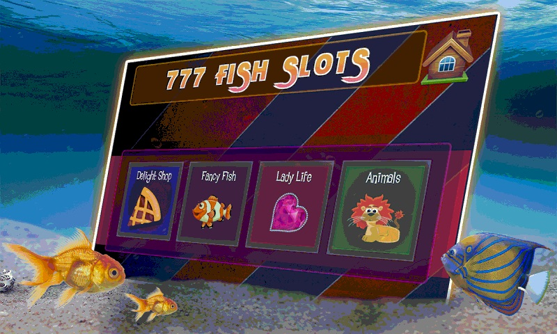 777 Fish Slots Screenshot